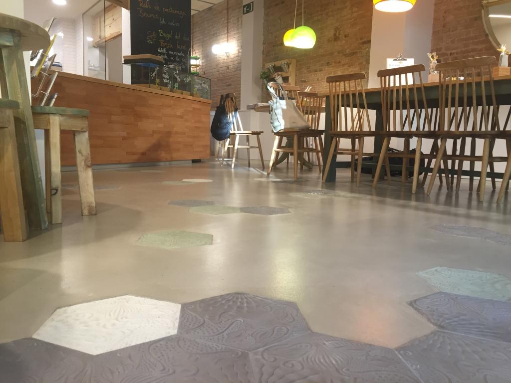 Cemento pulido parquet o gres consejos para elegir for Pavimentos barcelona