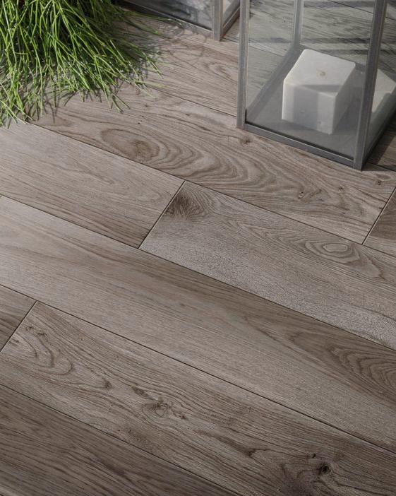 Cemento pulido parquet o gres consejos para elegir pavimento - Imitacion madera exterior ...