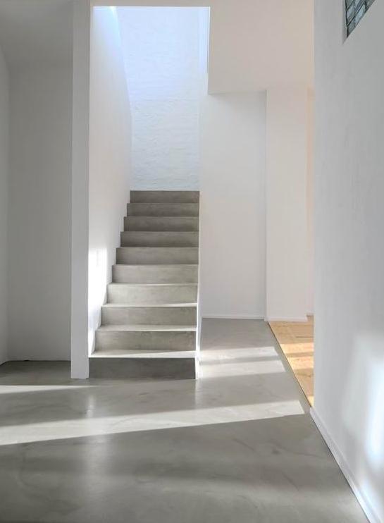 Cemento pulido parquet o gres consejos para elegir for Hormigon pulido blanco