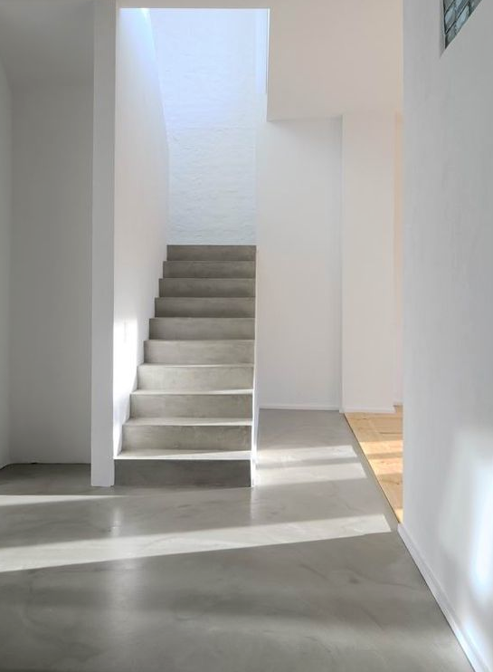 suelo microcemento - Suelo Cemento Pulido