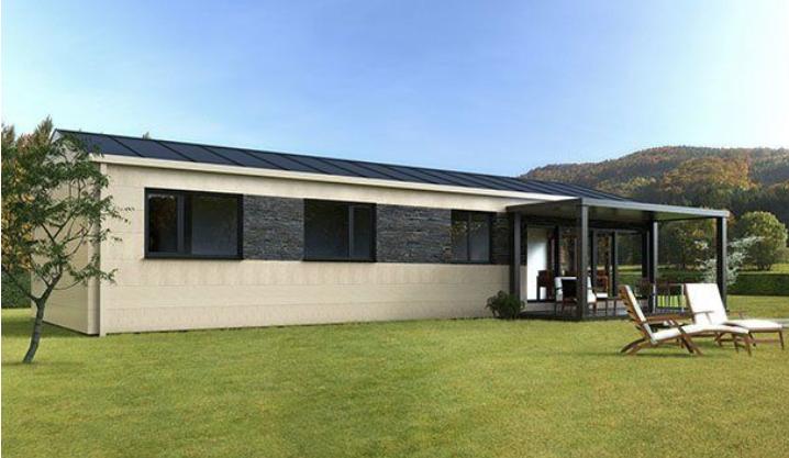 Casas prefabricadas 4 pros y 4 contras que debes conocer - Cube casas prefabricadas ...