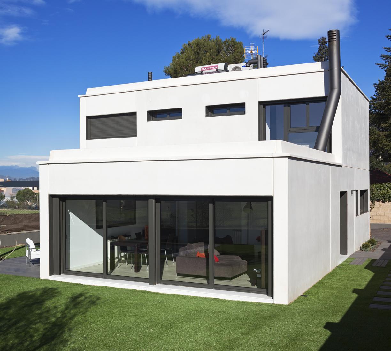 Casas prefabricadas hormipresa dise os arquitect nicos - Casas prefabricadas de hormigon modernas ...